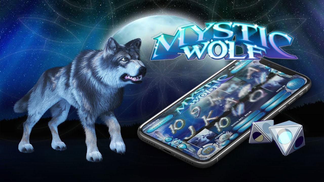 45 Free Spins on Mystic Wolf at Desert Nights Casino