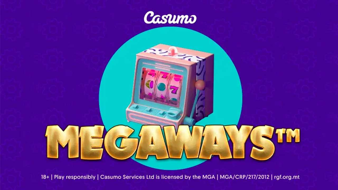 Megaways slots explained by Casumo Casino