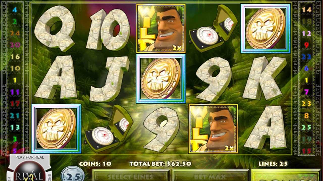 15 Free Spins on Johnny Jungle at Desert Nights Casino