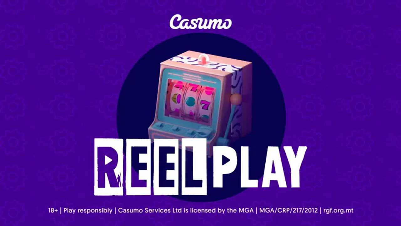 ReelPlay slots available at Casumo Casino