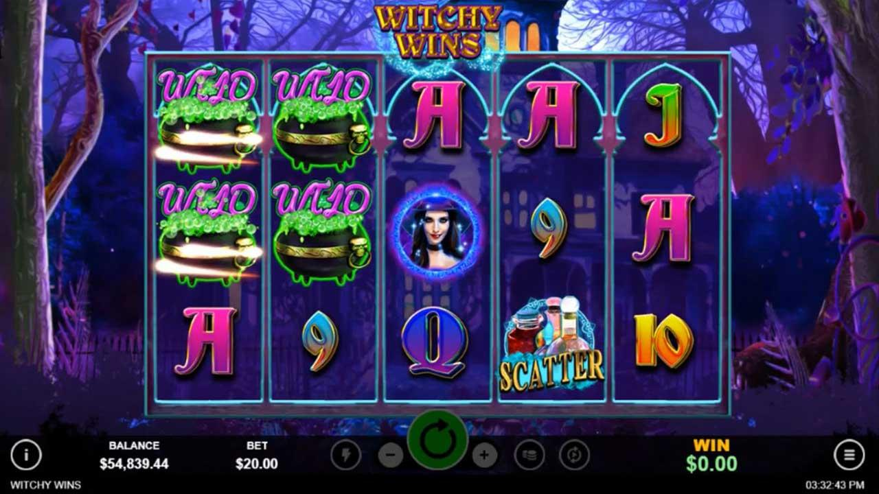 15 Free Spins on Witchy Wins at Fair Go Casino