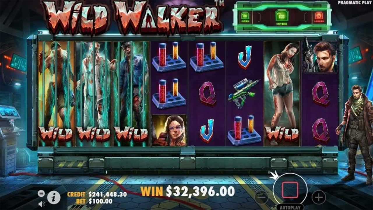 25 Free Spins on Wild Walker at Box24 Casino