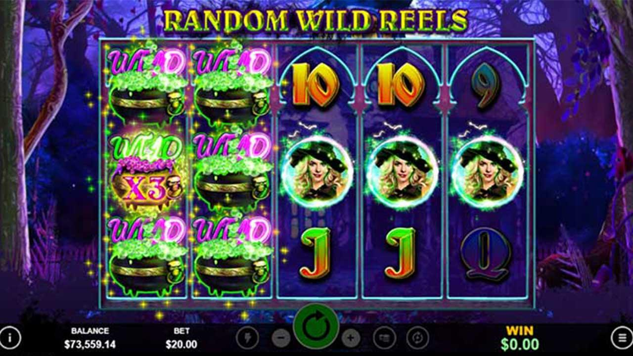25 Free Spins on Witchy Wins at Slotocash Casino (0gMa)
