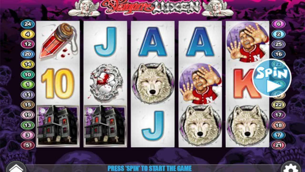 47 Free Spins on Vampire Vixen at Red Stag Casino