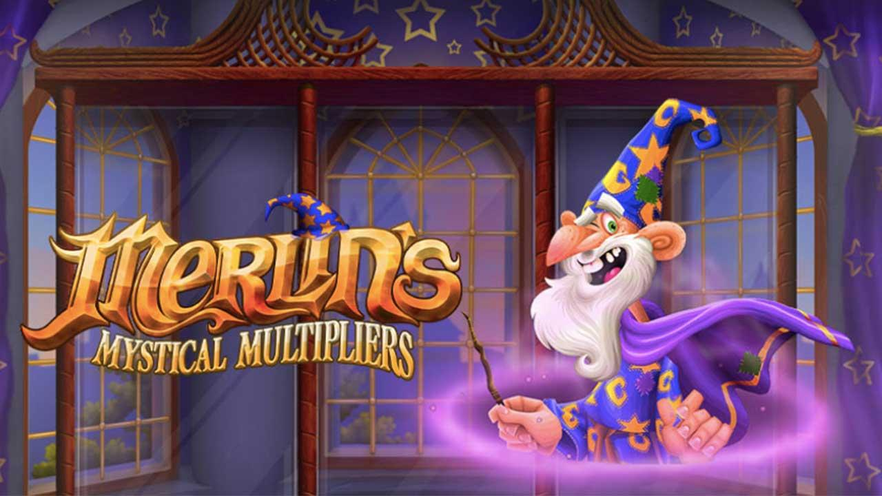 30 Spins on Merlin's Mystical Multipliers at Slots Capital Casino