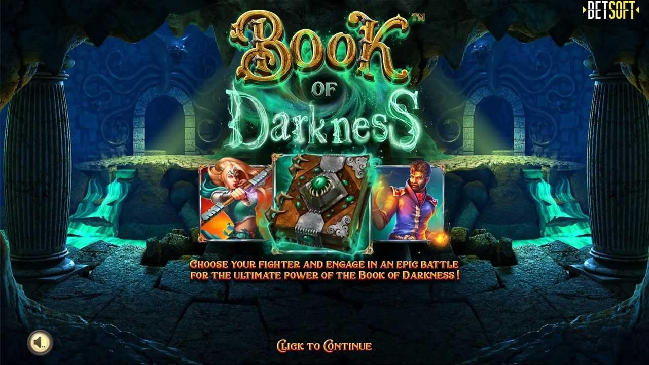 25 Free Spins on  Book of Darkness at Box24 Casino