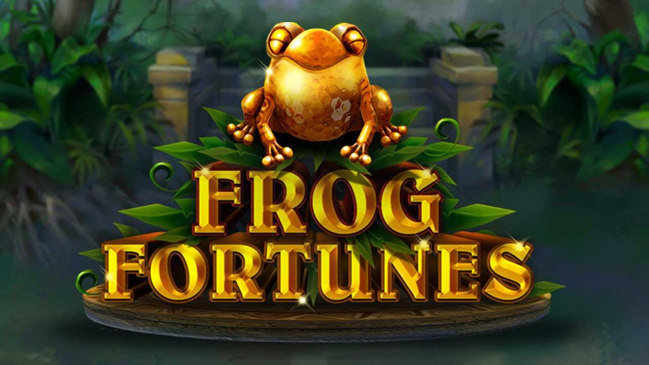 25 Free Spins on Frog Fortunes at Slotocash Casino