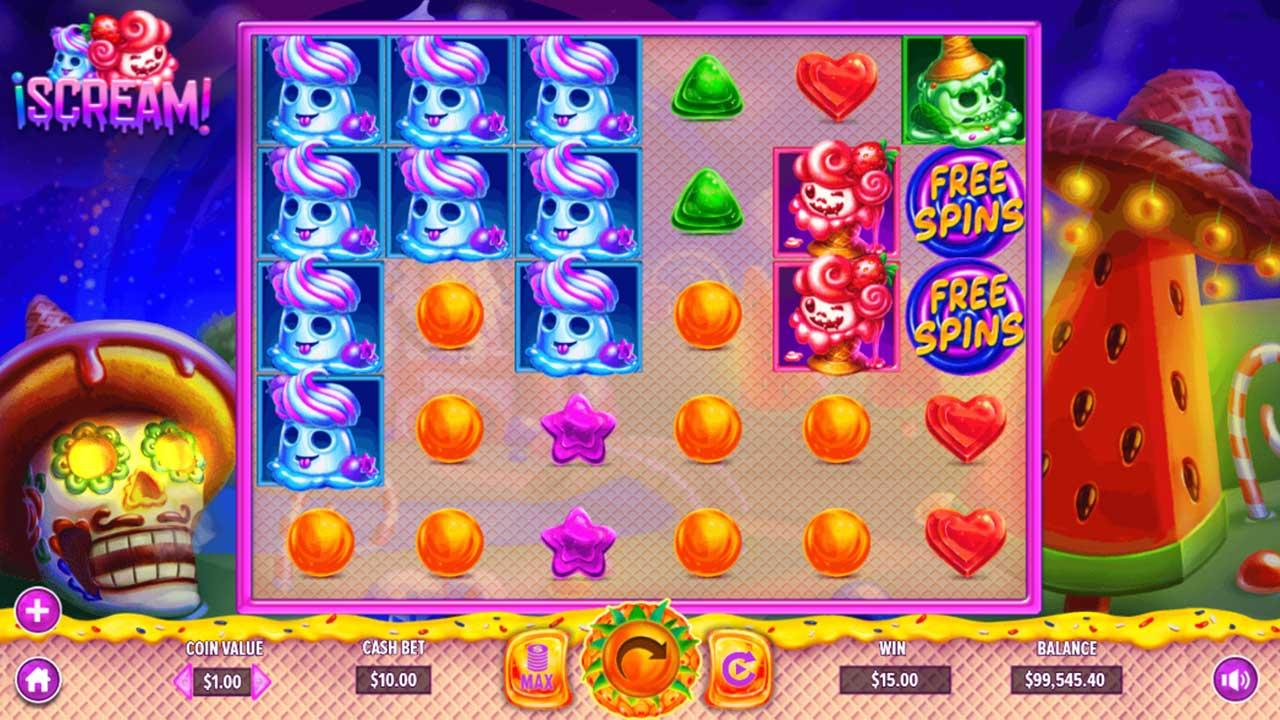 Free Chip on iScream at Slots Capital Casino