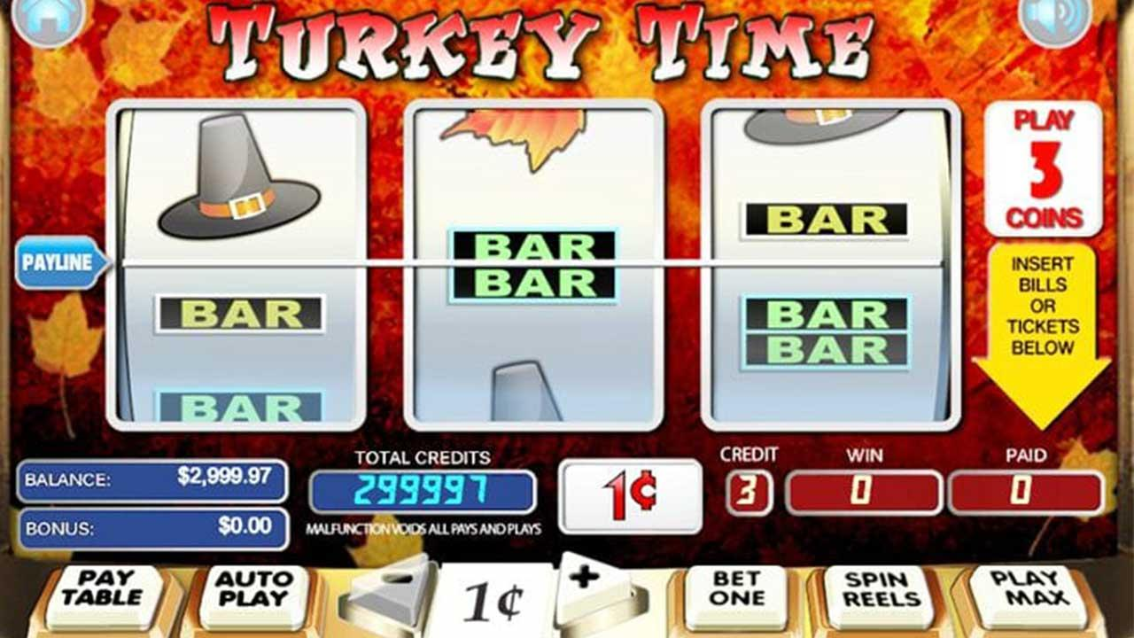 64 Free Spins on Turkey Time at Red Stag Casino