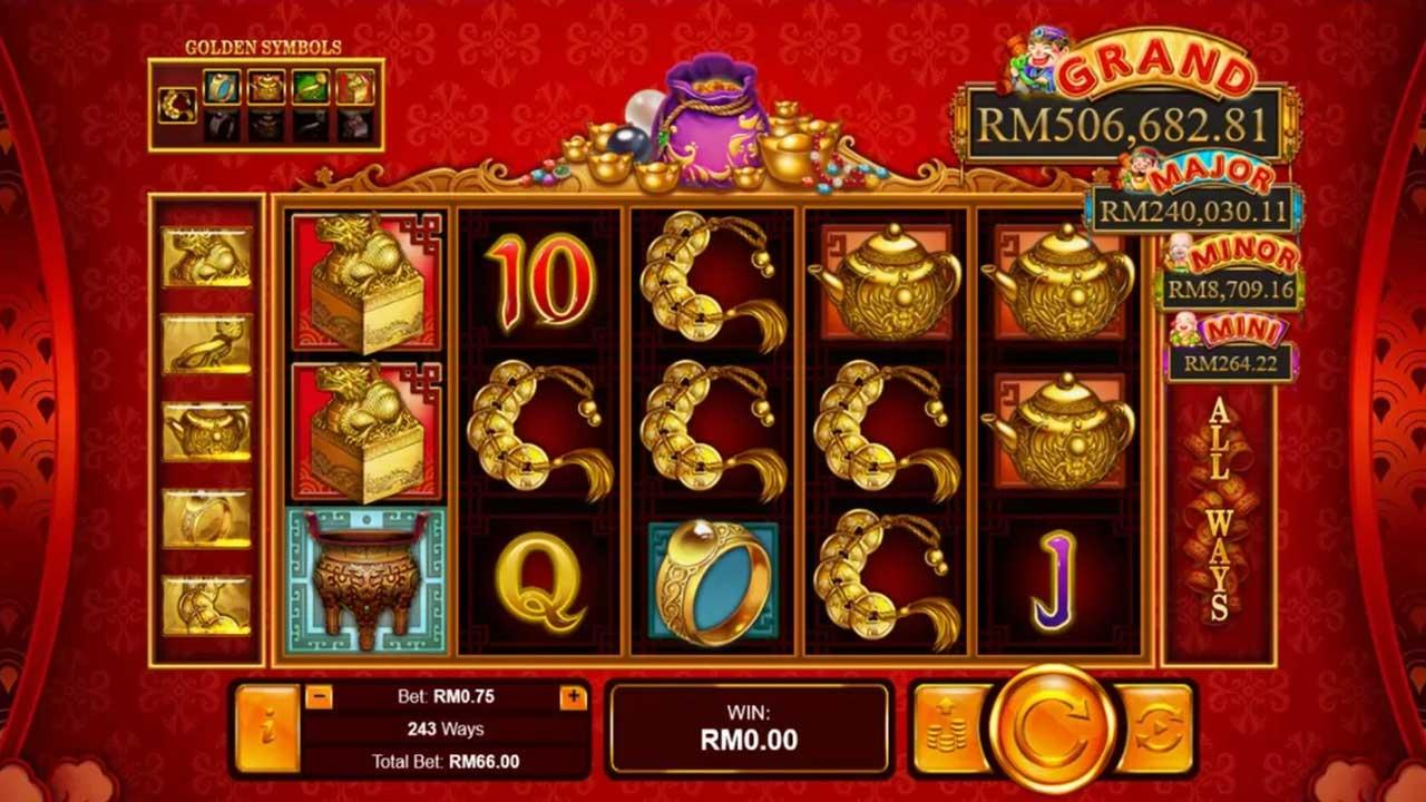 15 Free Spins on Plentiful Treasure at Fair Go Casino
