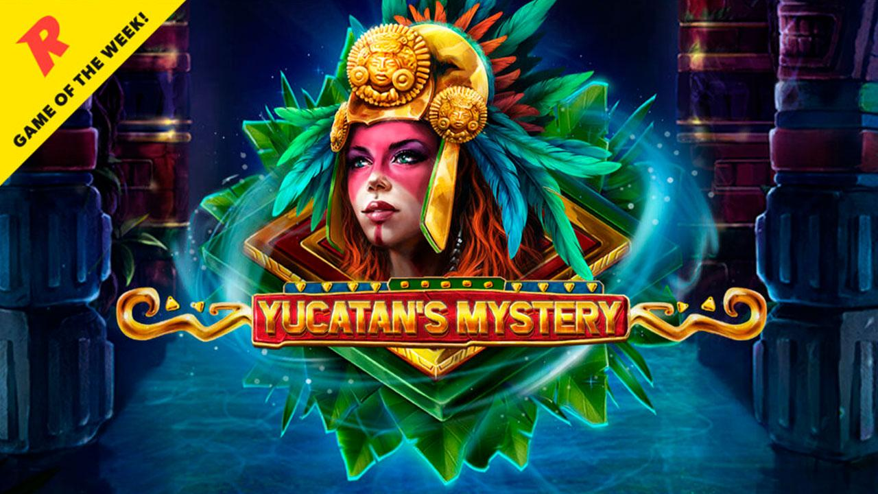 Double Speed on Yucatans Mystery at Rizk Casino