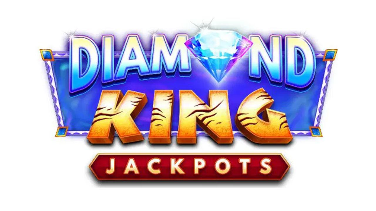 Play Diamond King Jackpots and WIN 100