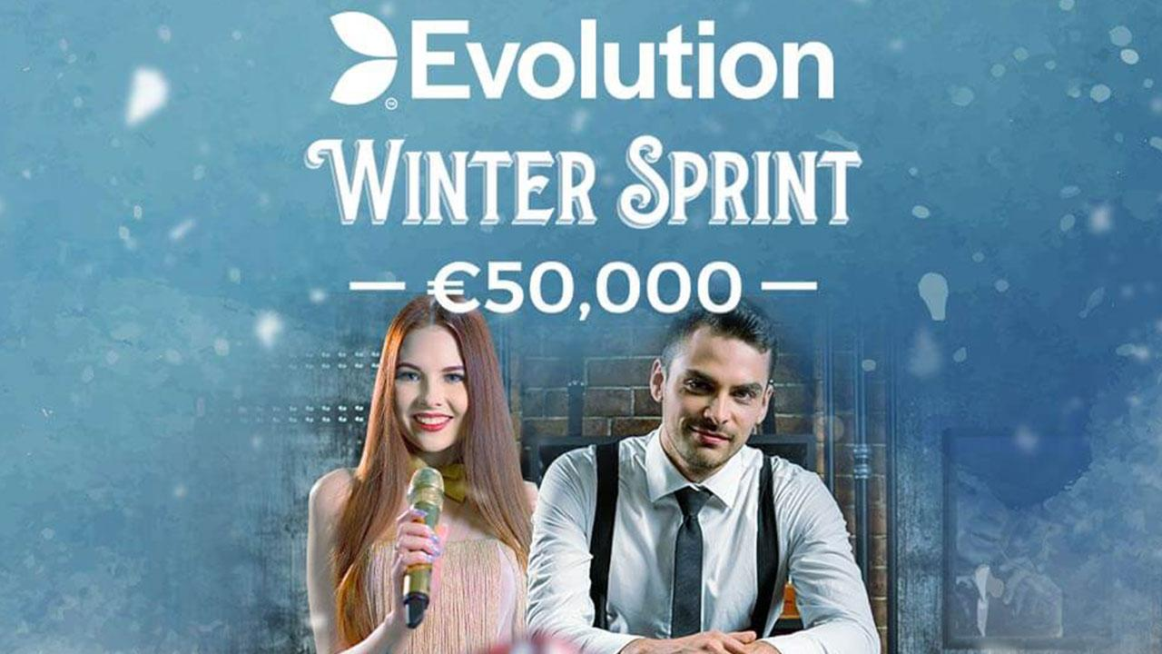 Evolution Winter Sprint at EnergyCasino