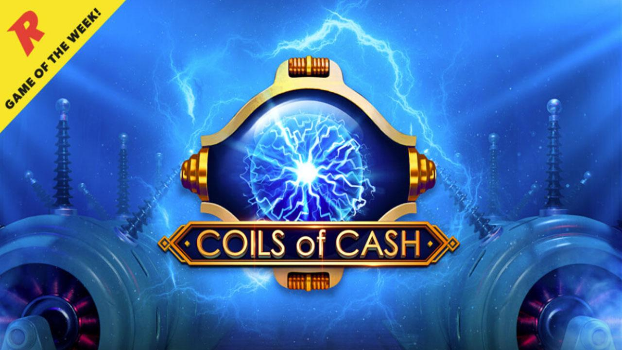 Double Speed on Coils of Cash at Rizk Casino