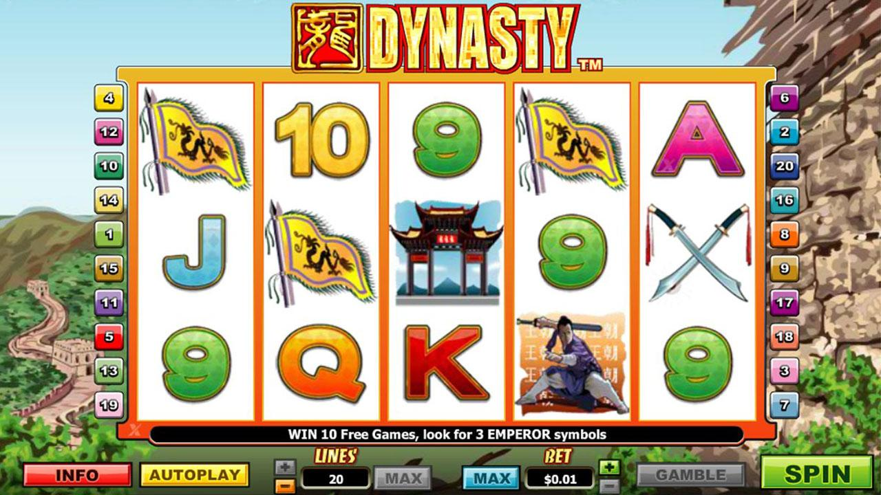 50 Free Spins on Dynasty at Miami Club Casino (YtPN)