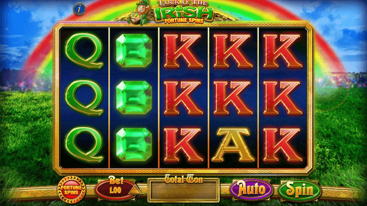 53 Free Spins on Lucky Irish at Red Stag Casino
