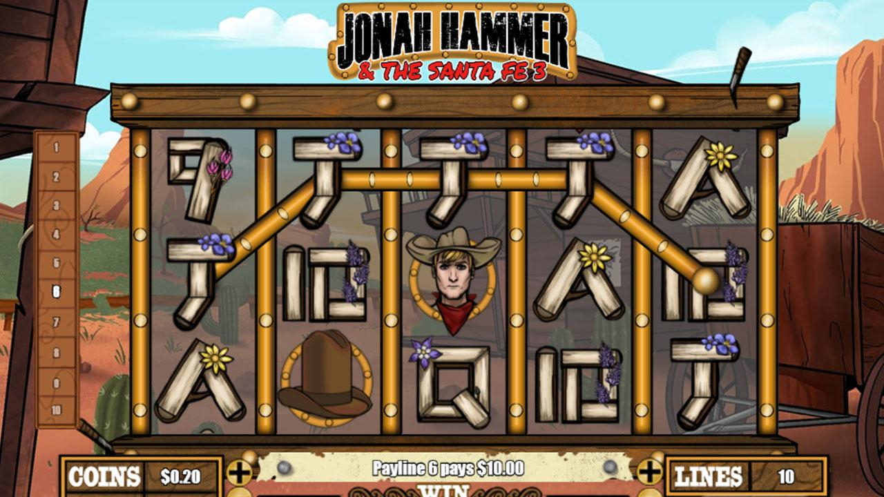 100 Free Spins on Jonah Hammer at Miami Club Casino
