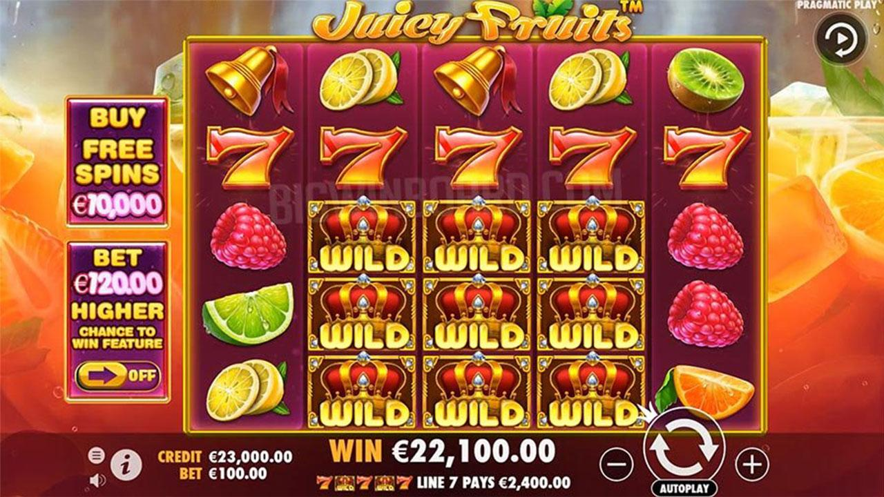 25 Free Spins on Juicy Fruits at Box24 Casino