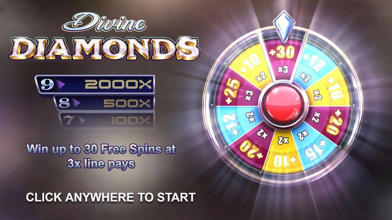 Monthly promo Double Points on Divine Diamonds