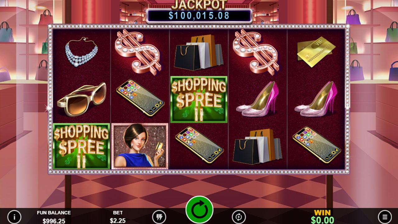15 Free Chip on Shopping Spree II at Fair Go Casino