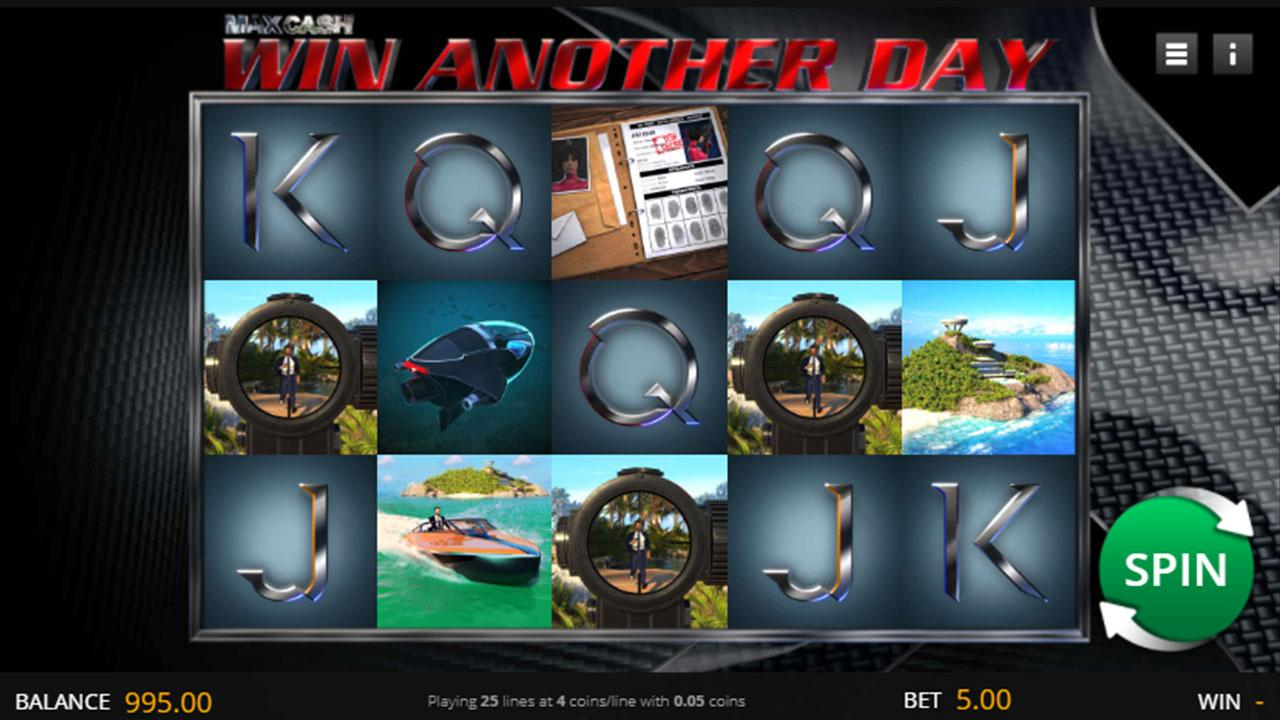 15 Free Chip on Win Another Day at Slots Capital Casino