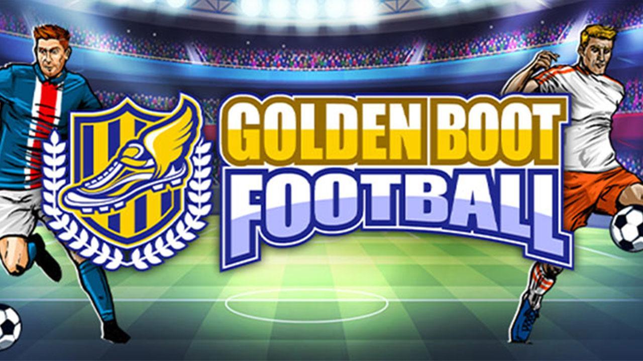 30 Free Spins on Golden Boot Football at Desert Nights Casino