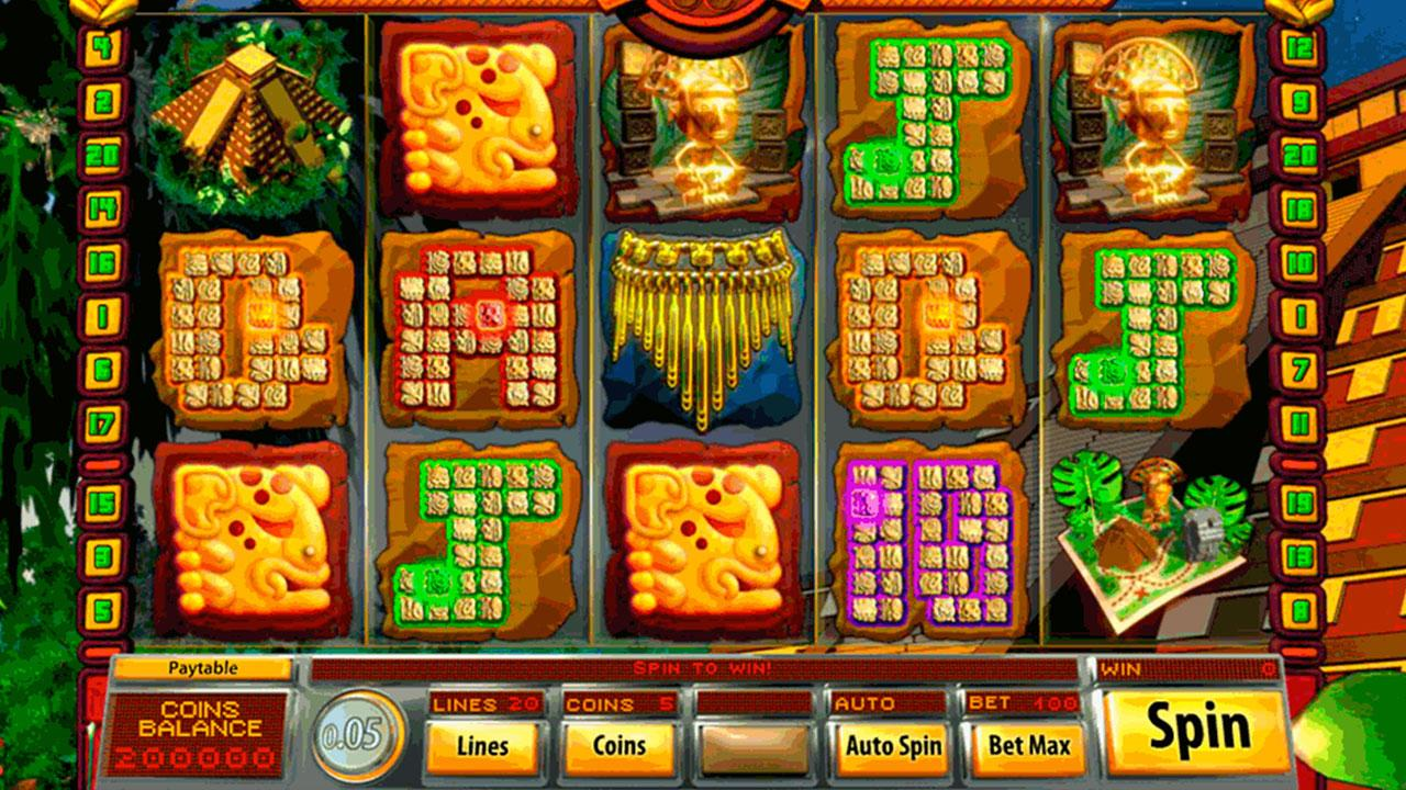 50 Free Spins on City of Gold at Miami Club Casino