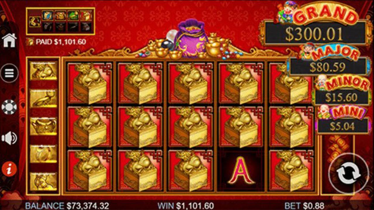 12 Free Spins on Plentiful Treasures at Fair Go Casino