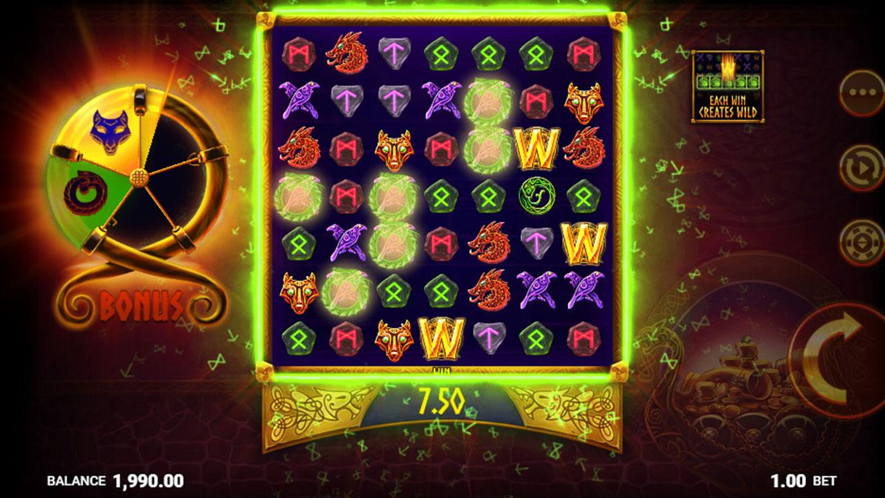 Play Odin's Riches this weekend and WIN 100