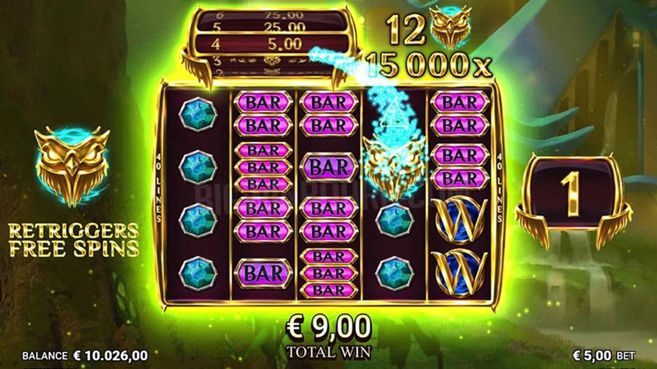 Play Elven Gold and WIN 100