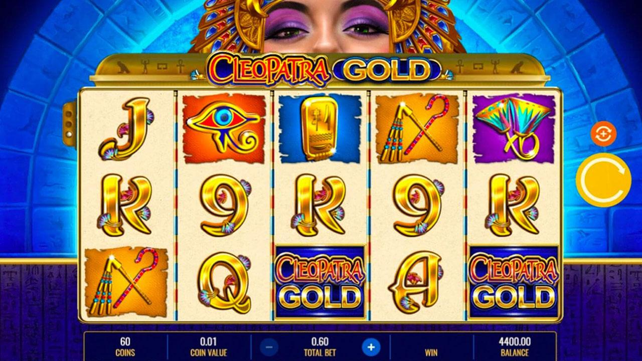 20 Free Spins on Cleopatras Gold at Fair Go Casino