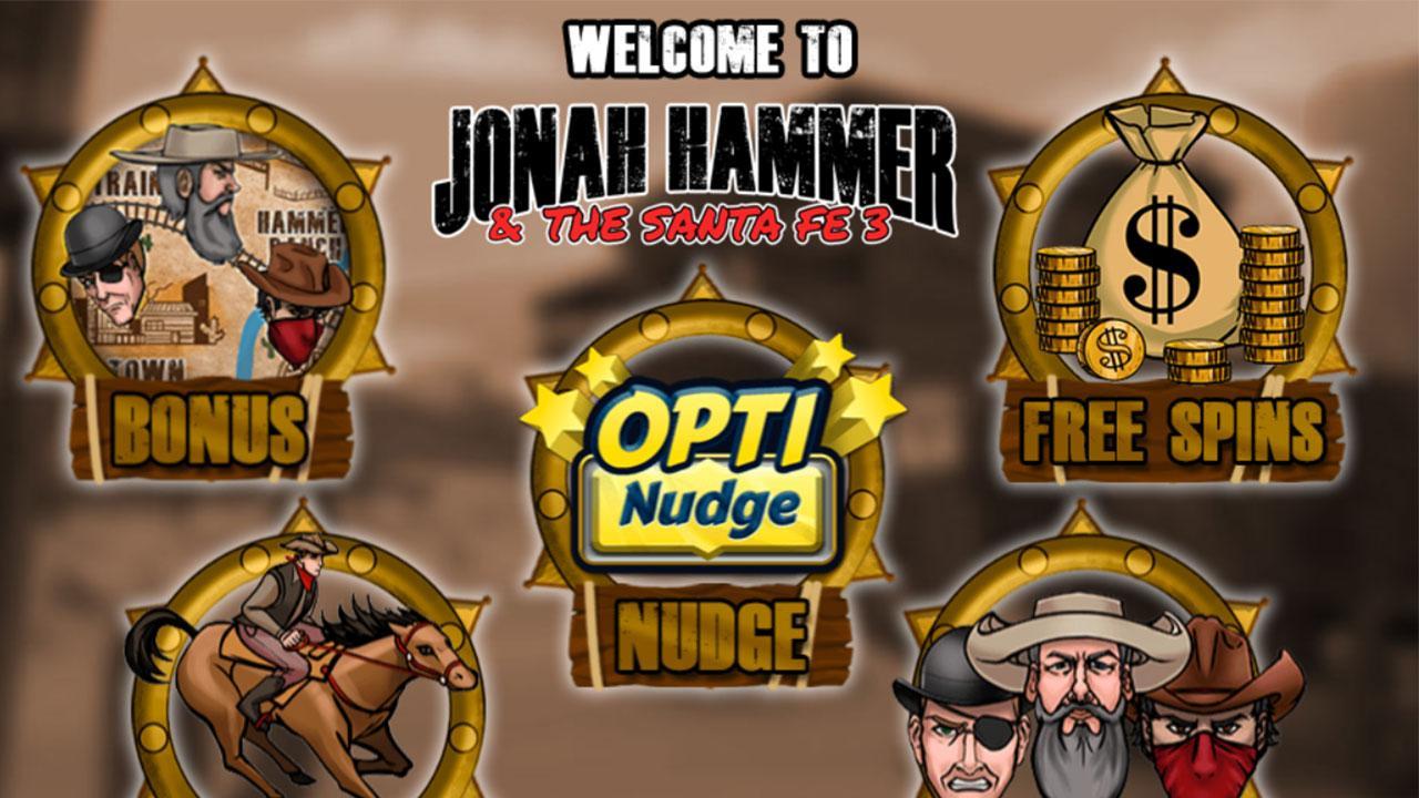 50 Free Spins on Jonah Hammer at Miami Club Casino