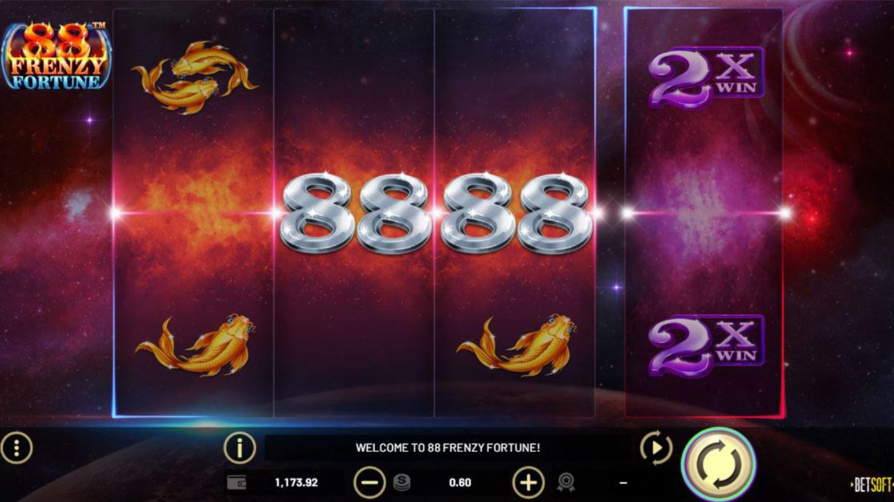 25 Free Spins on 88 Frenzy Fortune at Box24 Casino