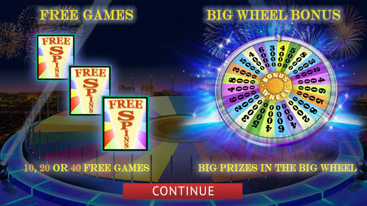 43 Free Spins on Wheel of Chance II at Red Stag Casino