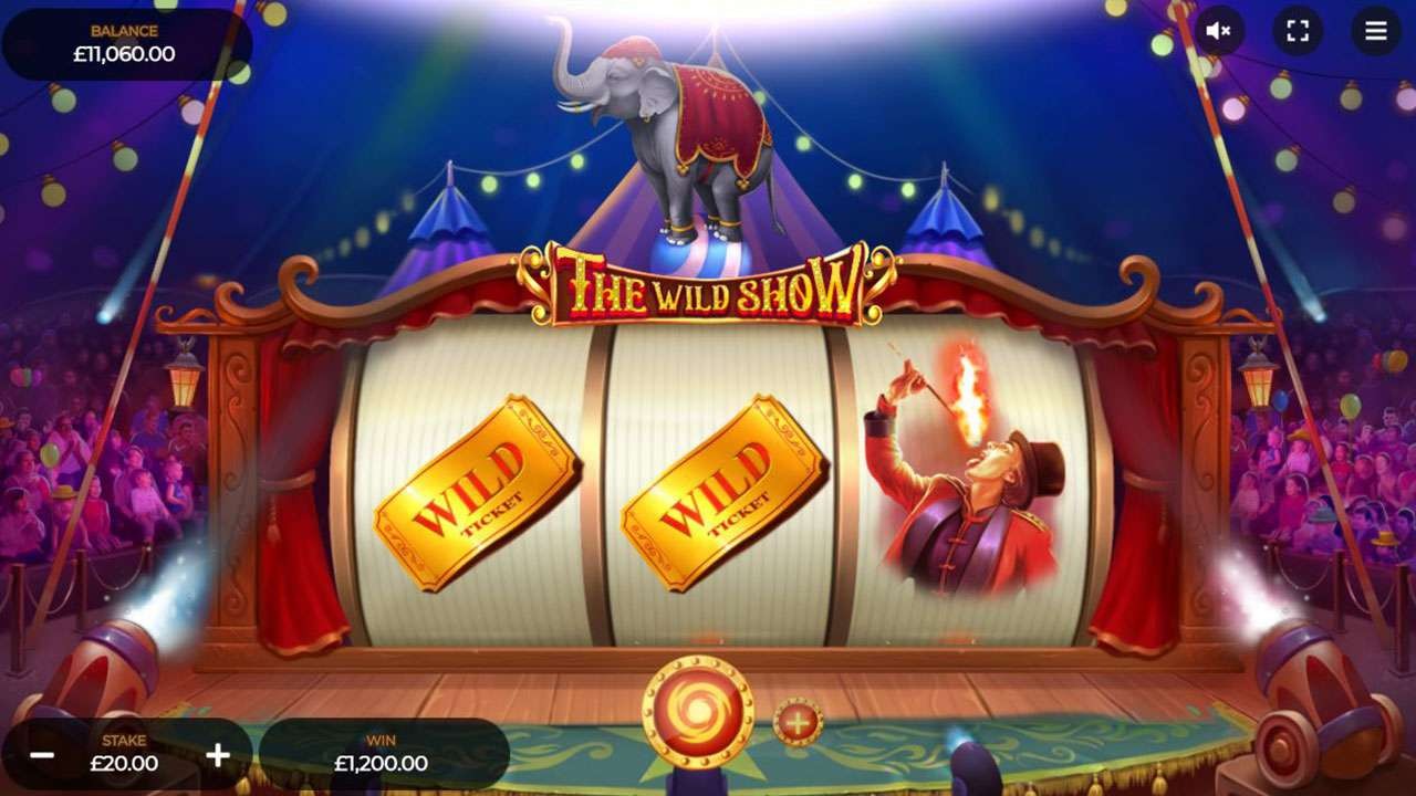 $10 Free Chip on The Wild Show at Miami Club Casino
