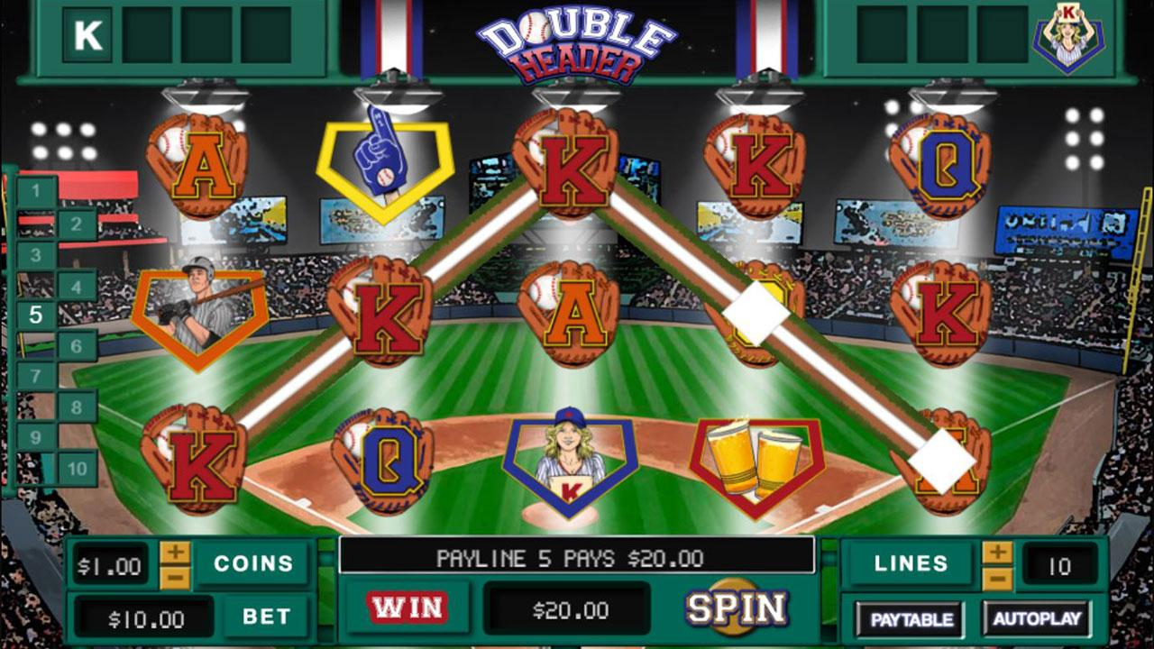 50 Free Spins on Double Header at Miami Club Casino