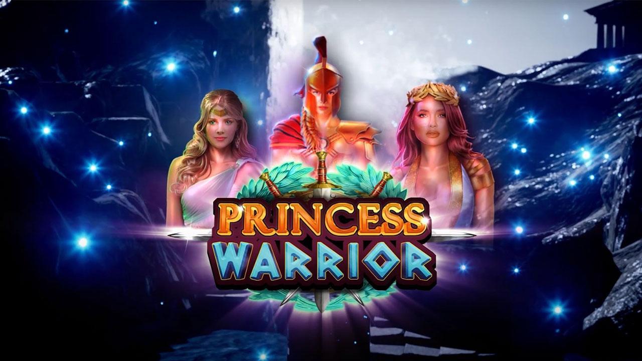 50 Free Spins on Princess Warrior at Slotocash Casino